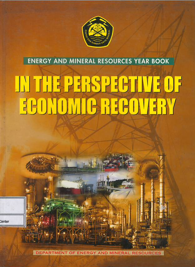 Energy and Mineral Resources Year Book: In the perspective of economic recovery